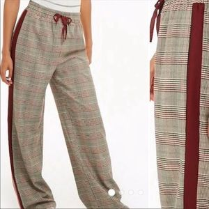 Forever 21 High Waited Plaid Pants - Worn Once